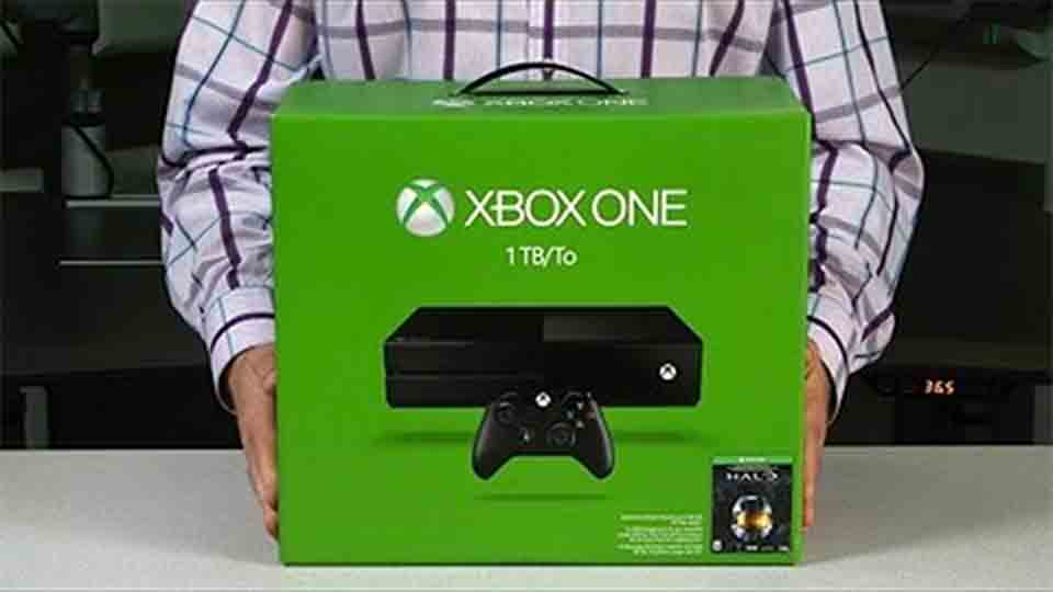 1TB Xbox One Console released