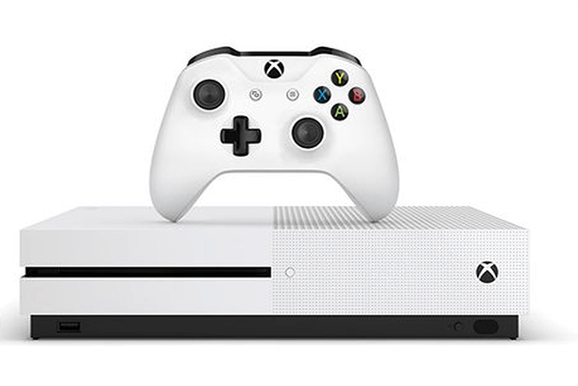 Xbox One S Announced