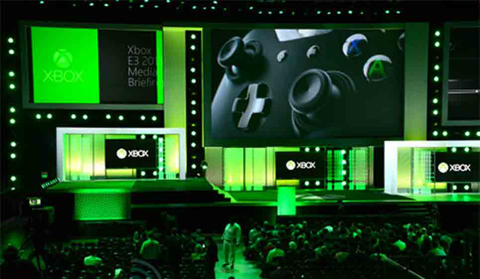 E3 2013 Xbox One Showcase