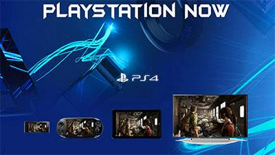 PS4 Playstation Now