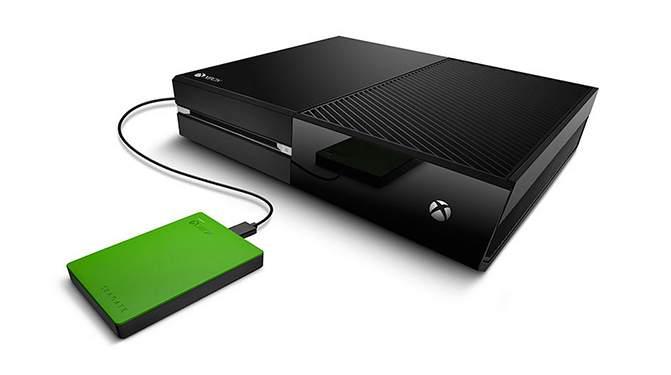 Seagate Xbox One External Hard Drive