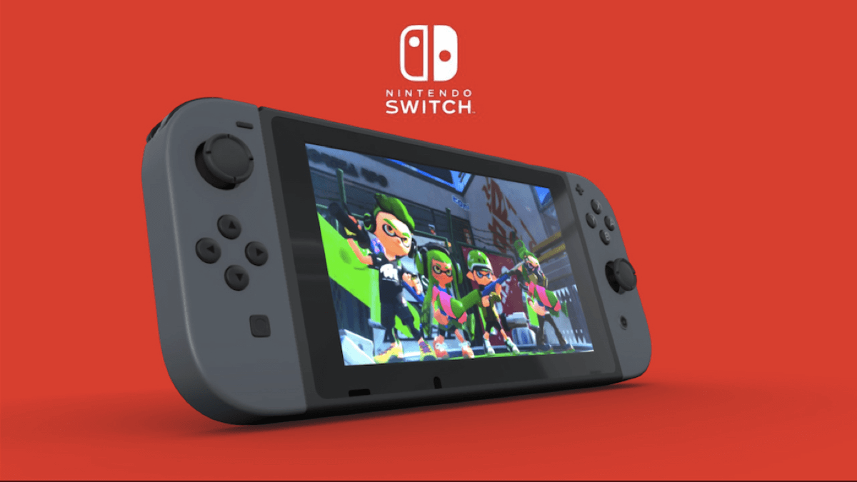 Switch Launch