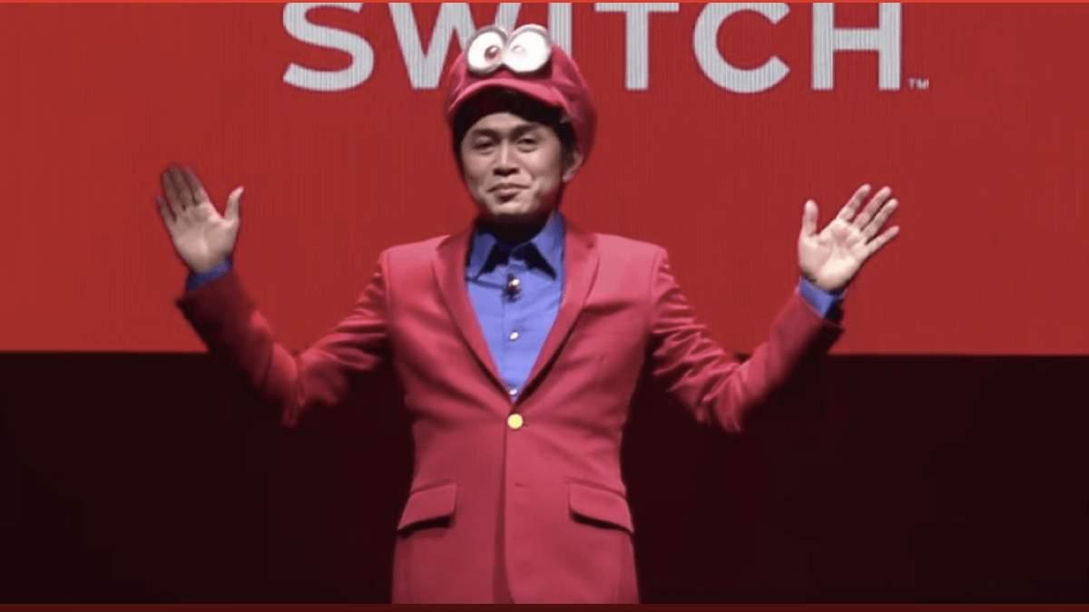 Switch Presentation