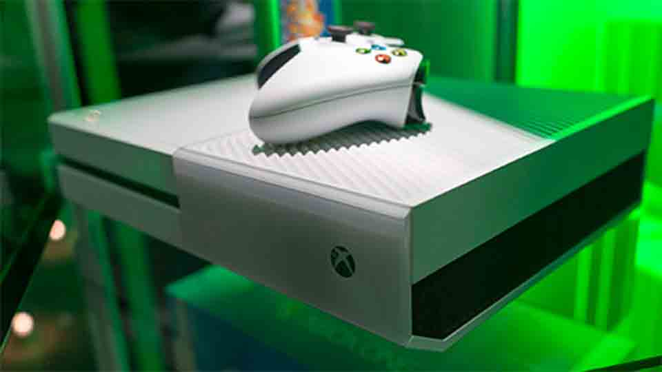 Xbox One White Sunset Overdrive Limited Edition