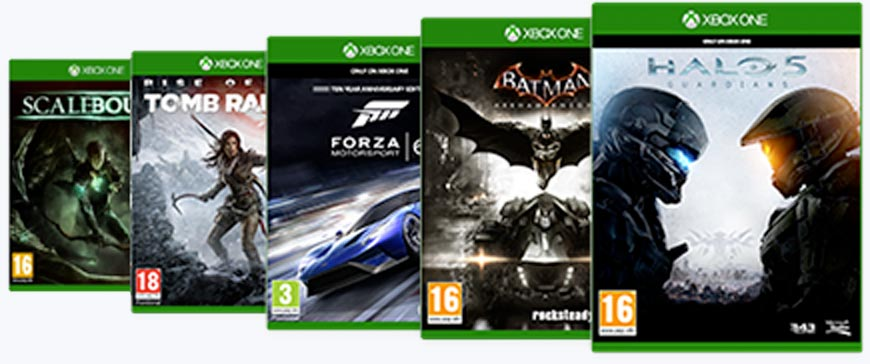 Xbox One Exclusive Games