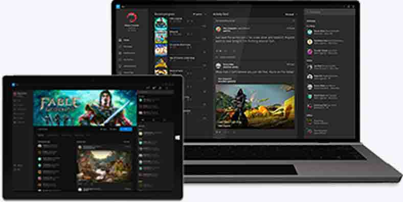 Wireless Streaming to devices