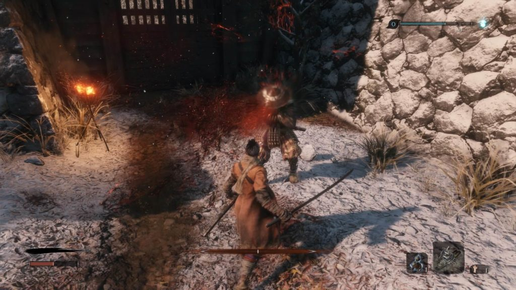 Sekiro world