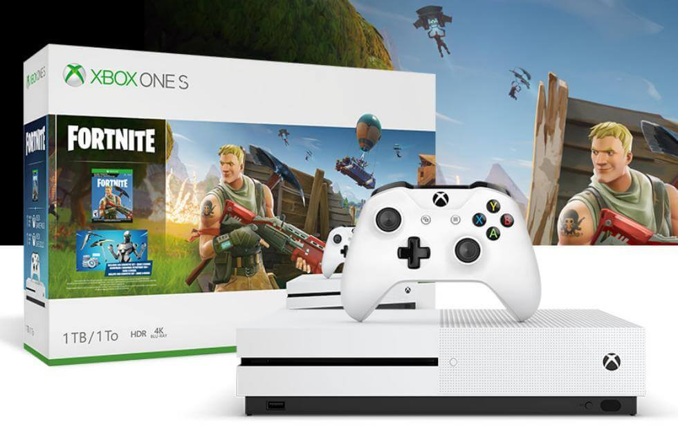 Xbox One Fortnite Bundle