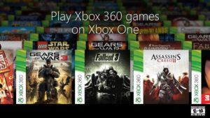 Xbox backwards compatibility