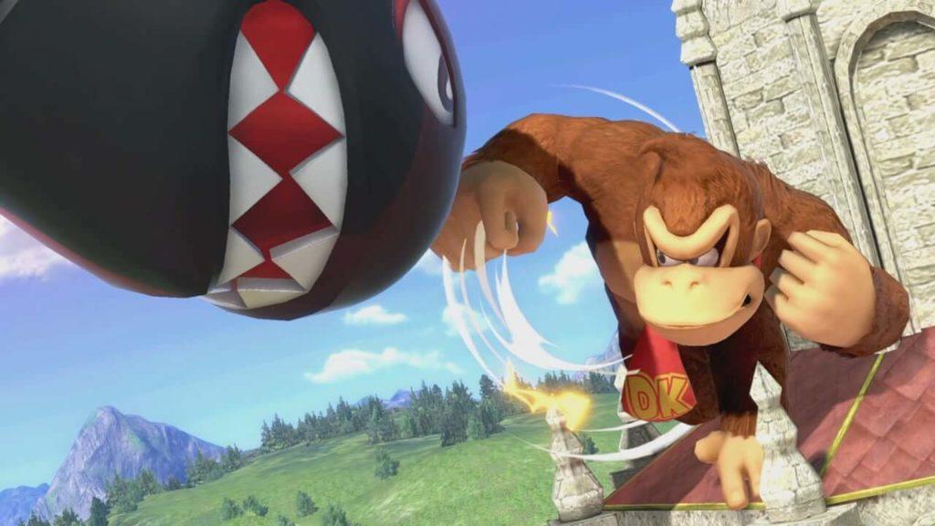 Smash Bros DK